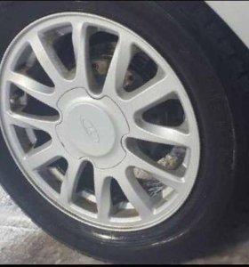 Колеса R15 4*98 на ВАЗ