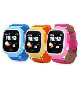 Часы детские Wonlex GW100 сенсорный экран