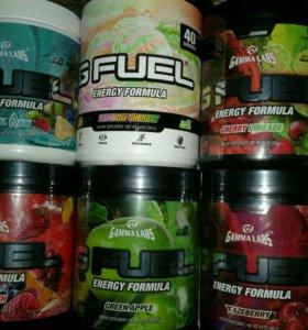 ENERGY Formula. Ассортимент вкусов.