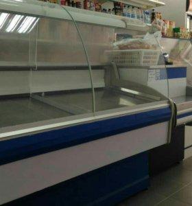 Холодильная ветрина Десна 1.6м
