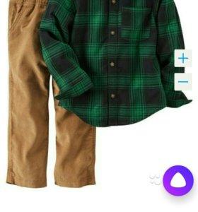 Carter's костюм для мальчика