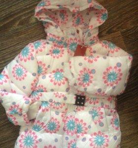 Куртка новая, весна