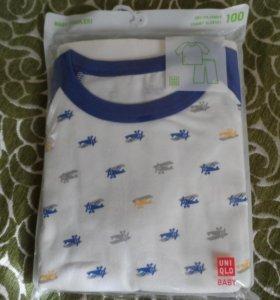 Пижама р. 100