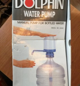 Помпа для воды новая