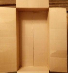 Новые картонные коробки