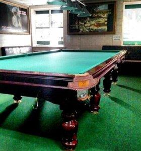 Бильярдный стол 12 ф