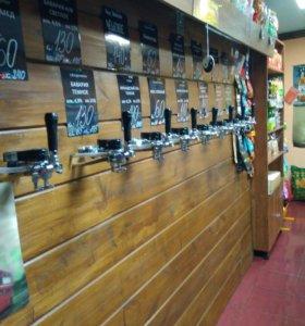Прибыльный магазин живого пива