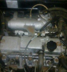 Двигатель 2111 8в