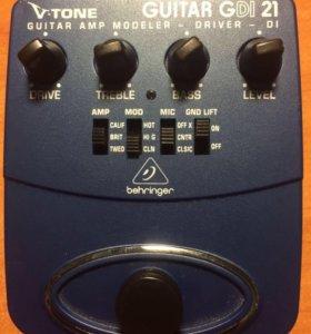 процессор для гитары
