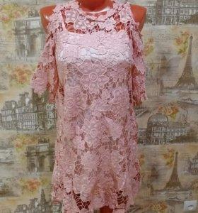 Новое потрясное платье