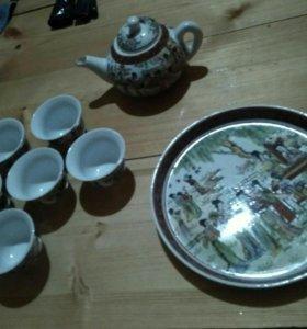 Фарфоровая посуда (миниатюрная)