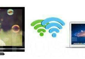 Преврати любой ТВ в Smart c MiraScreen WiFi Displa