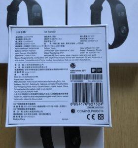 Xiaomi Mi Band 2 international версия