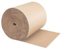Бумага для упаковки в рулоне (крафт и оберточная)