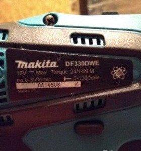 Шуруповерты Makita и bosch. 10-26V. Новые