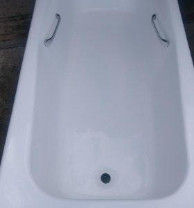 Ванна чугунная 180x80