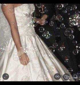 Свадебное платье от Оксаны Муха