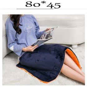 Пледы, одеяла с подогревом разные размеры