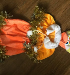 Новогодний костюм «уточки»