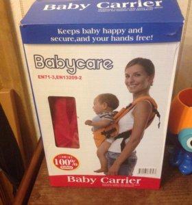 Кенгуру сумка baby carrier