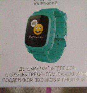 Детские часы-телефон С GPS/LBS-ТРЕКИНГОМ