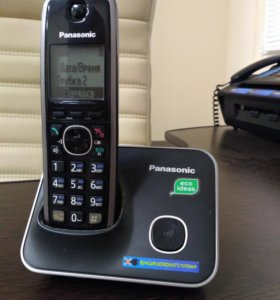 радиотелефон Panasonic KX-TG6611RU