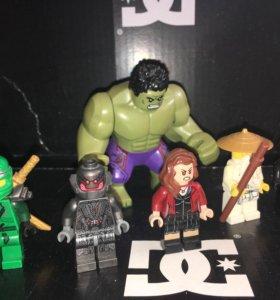 Минифигурки LEGO