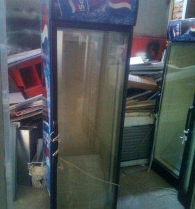 Витрины холодильные бу
