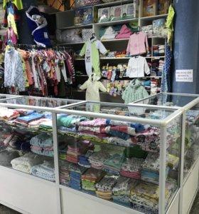 Продавец в отдел детской одежды