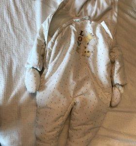 Комбинезон Mothercare верхняя одежда 6-9 месяцев