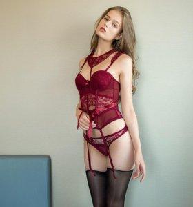 Секси корсет