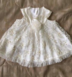 Платье для меленькой принцессы!