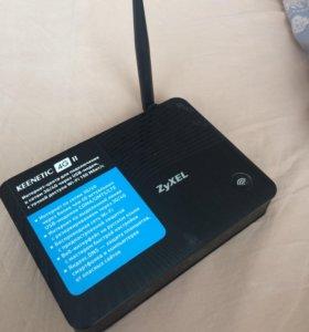 Wi-Fi роутер ZYXEL Keenetic 4G ll