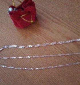 Цепка и браслет