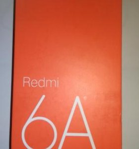 Xiaomi Redmi 6A 2/16 черный новый