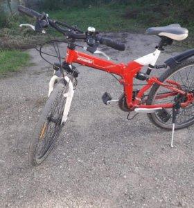 Складной велосипед OYAMA.
