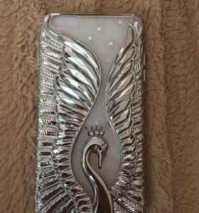 Бампер, стекло на iPhone 6 Pius