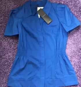 Блузка-рубашка 46-48