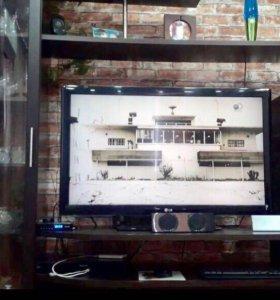 Большой ЖК ТВ LG
