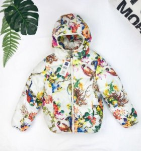 Куртка весна-осень (90-130)