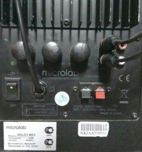Microlab solo3 mk3