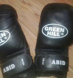 Перчатки боксерские+груша