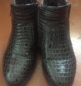 Осеняя обувь (женская)