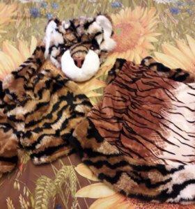 Костюм тигра,одевался 1 раз