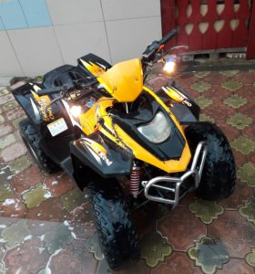 Продам квадрацикл stels ATV 50