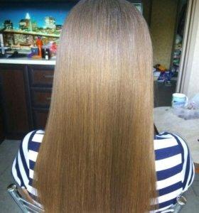 Ботокс для волос, супер питание и восстановление