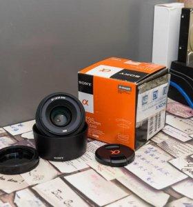 Sony DT 35мм F/1.8 SAM
