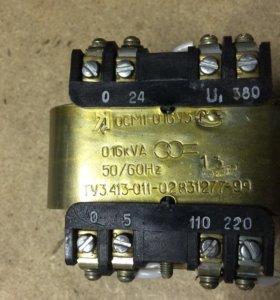 Трансформатор ОСМ1-0,16У3