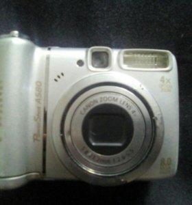Canon power shot a580