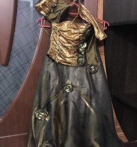 Праздничное платье для ребёнка 5-6 лет